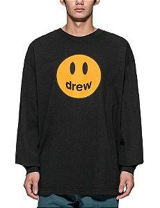 "DREW HOUSE - Camiseta Mascot ""Black"""