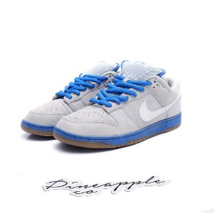 "Nike SB Dunk Low ""Border Blue"" 2007"