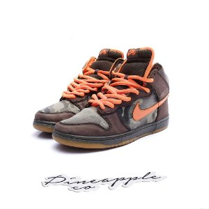 "Nike SB Dunk High ""Brian Anderson"" 2006"