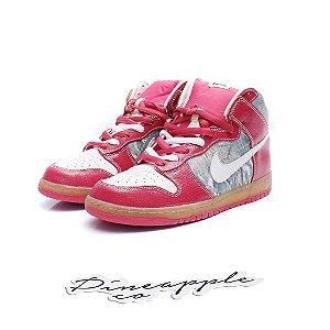 "Nike SB Dunk High ""Shoe Goo"" 2008"