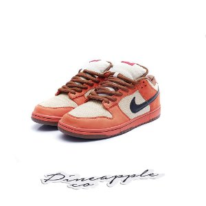 "Nike SB Dunk Low ""Orange Hemp"" 2009"