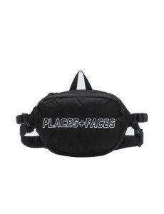 "PLACES + FACES - Pochete Waist ""Black"""