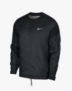 "Nike x Fear Of God - Jaqueta NRG Henley ""Black"""