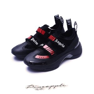 "Palm Angels Recovery ""Black/Red"""