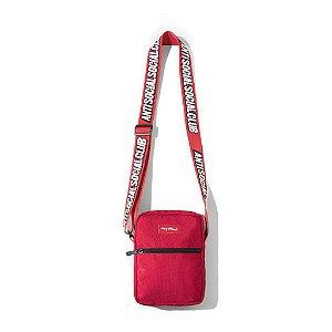 "ANTI SOCIAL SOCIAL CLUB - Bolsa Shoulder Side ""Red"""