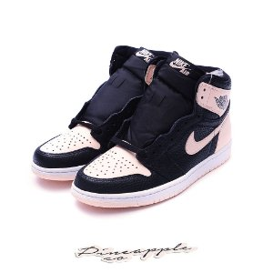 "NIKE - Air Jordan 1 Retro ""Crimson Tint"" -NOVO-"