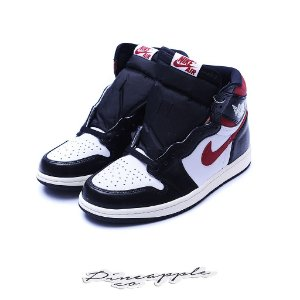 "Nike Air Jordan 1 Retro ""Black Gym Red"" -NOVO-"