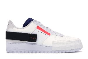 "Nike Air Force 1 Type ""White"""