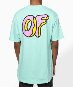 "ODD Future - Camiseta OF Logo ""Pastel"""