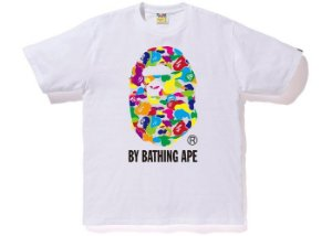 BAPE - Camiseta Big Ape ''Multi Camo''