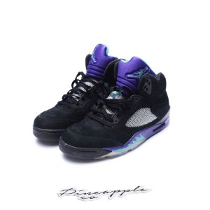 "Nike Air Jordan 5 Retro ""Black Grape"" (2013)"