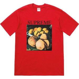 SUPREME - Camiseta Still LIfe ''Red''