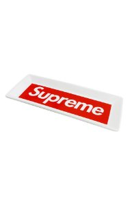SUPREME - Cinzeiro Ceramic Box Logo ''White''