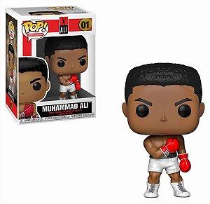 FUNKO POP! - Boneco Muhammad Ali #01