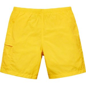 SUPREME - Bermuda Nylon Trail ''Yellow''