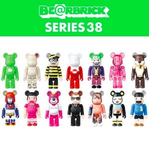 BEARBRICK - Boneco Series 38 Blind Box -NOVO-