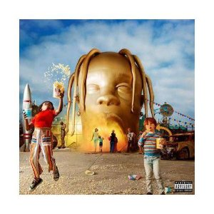 TRAVIS SCOTT - Astroworld Vinil