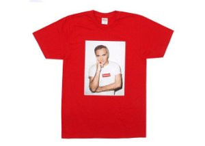 """SUPREME - Camiseta Morrissey """"Red"""""""