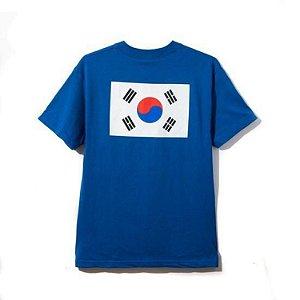 "ANTI SOCIAL SOCIAL CLUB - Camiseta Korean Flag ""Blue"""