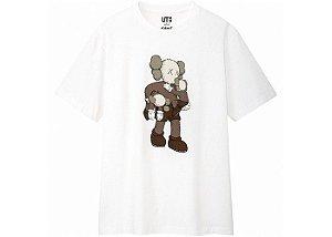 "UNIQLO x KAWS - Camiseta Clean Slate ""White"""