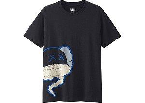 "UNIQLO x KAWS - Camiseta Cloud ""Black"""