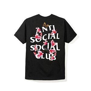 "ANTI SOCIAL SOCIAL CLUB - Camiseta Kkoch ""Black"""