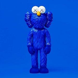 "KAWS - Boneco BFF Vinyl Open Edition ""Blue"""