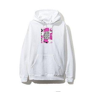 "ANTI SOCIAL SOCIAL CLUB - Moletom Camo Box Logo ""White"""