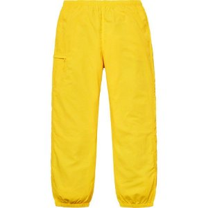SUPREME - Calça Nylon Trail ''Yellow''