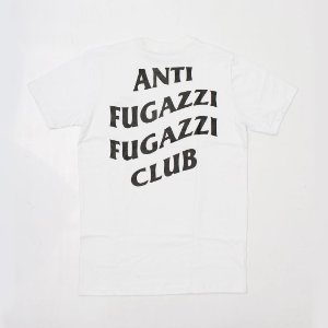 "YEEZY BUSTA - Camiseta Anti Fugazzi Club ""White/Black"""