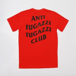 "YEEZY BUSTA - Camiseta Anti Fugazzi Club ""Orange"""