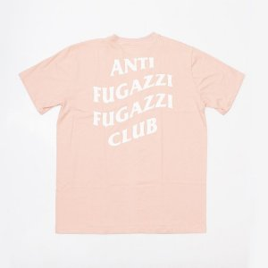 "YEEZY BUSTA - Camiseta Anti Fugazzi Club ""Peach"""
