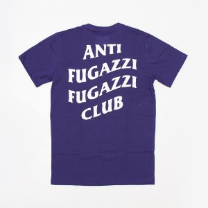 "YEEZY BUSTA - Camiseta Anti Fugazzi Club ""Purple"""