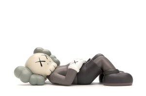 "KAWS - Boneco Holiday Japan Vinyl Figure ""Brown"""