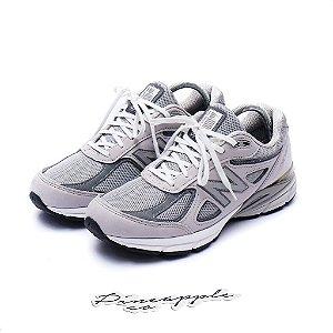 """New Balance 990v4 """"Grey"""""""