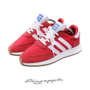"adidas Iniki Runner ""Red/White"""
