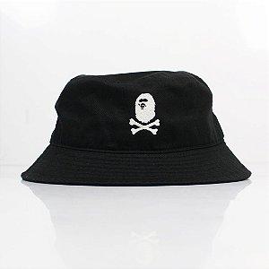 """BAPE - Chapéu Logo  """"Black"""""""
