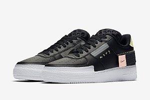 "Nike Air Force 1 Type ""Black"""