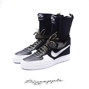 "Nike Air Force 1 Downtown x Acronym ""Black/White"""