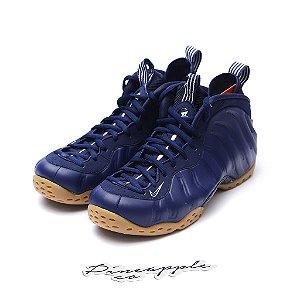 "Nike Air Foamposite One ""Navy Gum"""