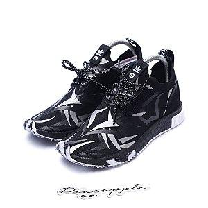 "adidas NMD Racer x Juice HK ""Black"""