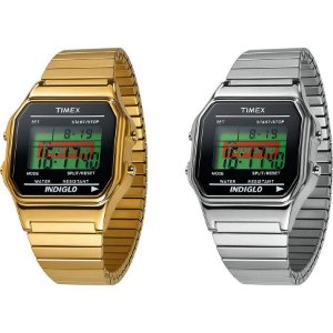 ENCOMENDA - Supreme x Timex - Relógio Digital