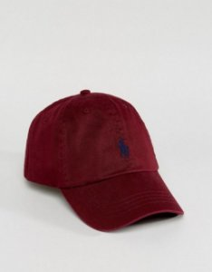 "Polo Ralph Lauren - Boné Baseball ""Burgundy"""