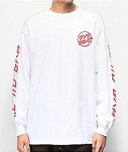 "SANTA CRUZ - Camiseta Hando ""White"""