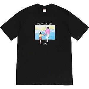 ENCOMENDA - SUPREME - Camiseta Heaven and Earth
