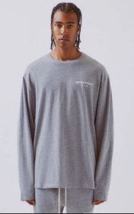 """FOG - Camiseta Essential """"Grey"""""""