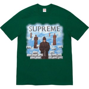 "SUPREME - Camiseta Levitation ""Dark Green"""