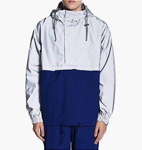 """adidas - Jaqueta EQT Reflective """"Blue"""""""