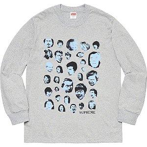 ENCOMENDA - SUPREME - Camiseta Faces