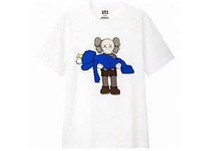 "UNIQLO x KAWS - Camiseta BFF Gone ""White"""